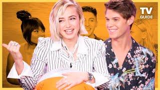 Netflixs Daybreak Stars Play Ball  Colin Ford Sophie Simnett