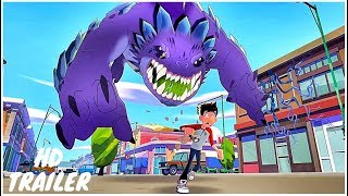 The Last Kids On Earth Official Trailer NEW 2019 Netflix Animation HD