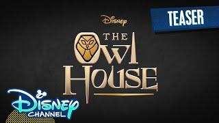 First Teaser  Owl House  Disney Channel
