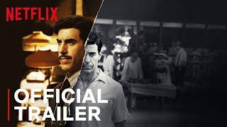 The Spy  starring Sacha Baron Cohen  Official Trailer  Netflix