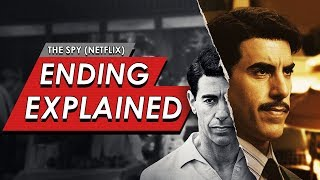 The Spy Netflix Ending Explained Breakdown Spoiler Review And Real Life Story Of Eli Cohen