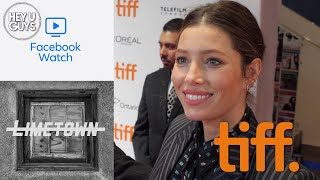 Limetown TIFF Premiere  Jessica Biel  more on bringing the hit podcast to Facebook Watch