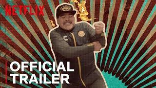 Maradona in Mexico  Official Trailer  Netflix