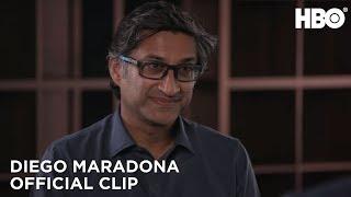 Diego Maradona 2019 Conversation with Roger Bennett and director Asif Kapadia Clip  HBO