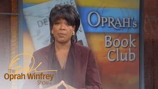 Oprahs Book Club Do You Remember the First Book She Picked  The Oprah Winfrey Show  OWN