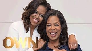 Oprah Winfrey Presents Becoming Michelle Obama  Oprahs Book Club  Oprah Winfrey Network