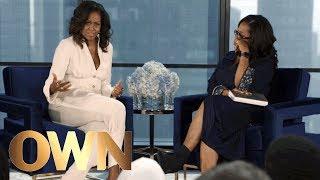 Michelle Obama Reflects on Barack Obamas Childhood  Oprahs Book Club  Oprah Winfrey Network
