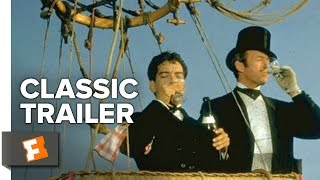 Around the World In 80 Days 1956 Official Trailer  Cantinflas Jules Verne Movie HD