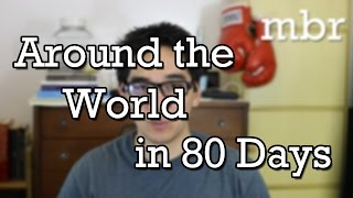 Around the World in 80 Days by Jules Verne Book Summary and Review  Minute Book Report