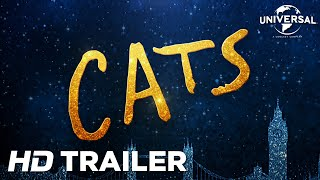Cats  Official Trailer Universal Pictures HD