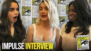 YouTubes IMPULSE Cast Talks Season 2 at Comic Con 2018