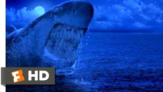 Pinocchio 710 Movie CLIP  Swallowed by a Shark 2002 HD