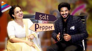 Nithya Menen  Dulquer Salmaan Open Up on Marriage  Salt  Pepper  Interview  100 Days Of Love