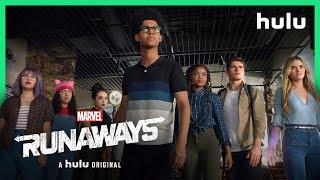 Marvels Runaways Season 2 Trailer Official  A Hulu Original