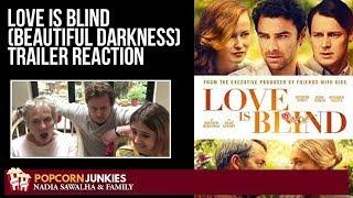 Love is Blind Aidan Turner Chloe Sevigny TRAILER  Nadia Sawalha  Family Reaction