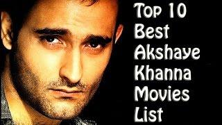 Top 10 Best Akshaye Khanna Movies List  Akshaye Khanna Best Movies