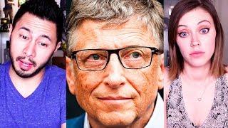 BILL GATES  Inside Bills Brain Decoding Bill Gates  Official Trailer  Netflix  Reaction