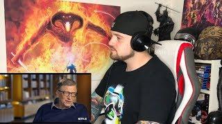 Inside Bills Brain Decoding Bill Gates  Official Trailer  REACTION