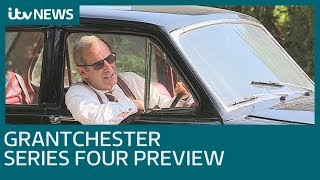 Grantchester series four preview  ITV News