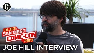 Joe Hill Interview Hill House Comics and Netflixs Locke  Key