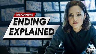The Capture Ending Explained Breakdown  Season Two Predictions