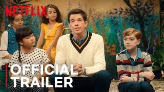 John Mulaney  The Sack Lunch Bunch  Official Trailer  Netflix
