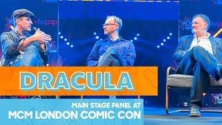 BBC Dracula  Claes Bang Mark Gatiss Steven Moffat Sue Vertue  MCM Comic Con