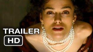 Anna Karenina Official Trailer 1  Keira Knightley Movie HD