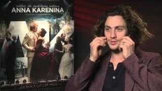 Aaron TaylorJohnson Interview  Anna Karenina  Empire Magazine