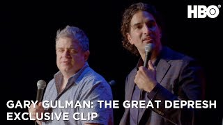 Gary Gulman The Great Depresh  A Conversation About Depression Exclusive Full Clip  HBO