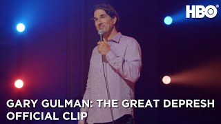 Gary Gulman The Great Depresh 2019  The New Literally Clip  HBO
