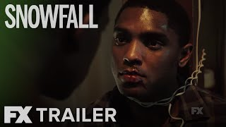 Snowfall  Season 1 Ep 3 Slow Hand Trailer  FX