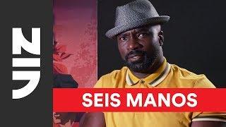 Seis Manos  Cast Talks Anime Martial Arts and More  VIZ