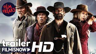BADLAND 2019 Trailer  Mira Sorvino Western Film