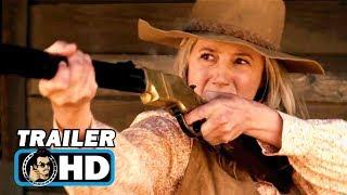 BADLAND Exclusive Trailer 2019 Mira Sorvino Kevin Makely Movie
