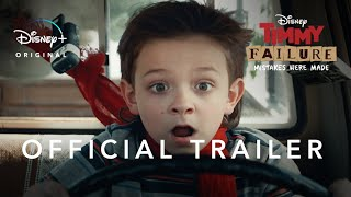 Timmy Failure Mistakes Were Made  Official Trailer  Disney