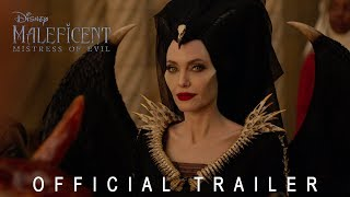 Official Trailer Disneys Maleficent Mistress of Evil  In Theaters October 18