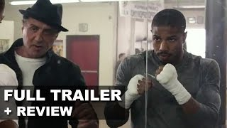 Creed 2015 Official Trailer  Trailer Review  Beyond The Trailer