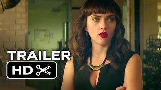 Chef Official Trailer 1 2014  Scarlett Johansson Robert Downey Jr Movie HD