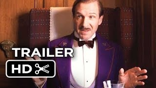 The Grand Budapest Hotel Official Trailer 2 2014  Wes Anderson Movie HD