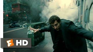 Children of Men 110 Movie CLIP  Cafe Bomb Blast 2006 HD