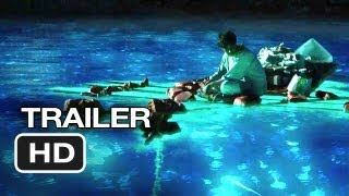 Life Of Pi Official Trailer 2 2012  Ang Lee Movie HD