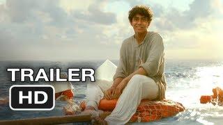 Life of Pi Trailer 2012 Ang Lee Movie HD