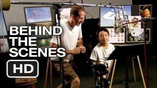 Up 3D Behind the Scenes  Voice of Russell 2009  Jordan Nagai Movie HD