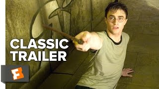 Harry Potter and the Order of the Phoenix 2007 Official Trailer  Daniel Radcliffe Movie HD