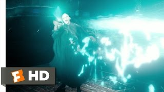 Harry Potter and the Order of the Phoenix 45 Movie CLIP  Dumbledore Vs Voldemort 2007 HD