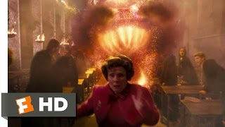 Harry Potter and the Order of the Phoenix 35 Movie CLIP  Fireworks 2007 HD
