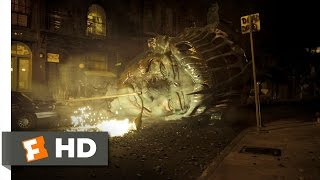 Cloverfield 19 Movie CLIP  The Statue of Libertys Head 2008 HD