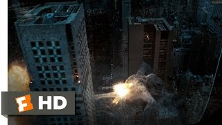Cloverfield 79 Movie CLIP  Bombing the Creature 2008 HD