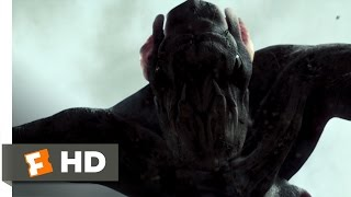 Cloverfield 89 Movie CLIP  Hud Meets the Monster 2008 HD